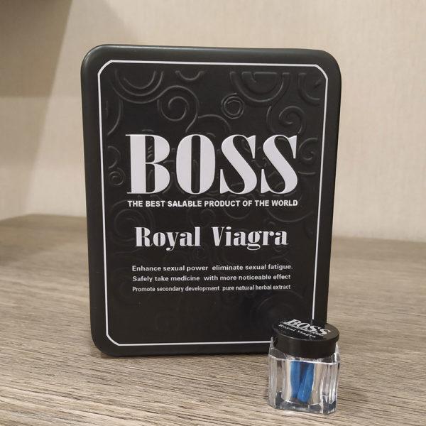 Купить Boss Royal Viagra 27 таблеток недорого в Воронеже