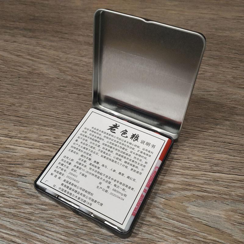 Читать отзывы о препарате для потенции Лао Се Лон