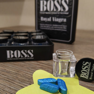 Скидка купить Boss Royal Viagra 27 таблеток в Воронеже
